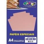 Papel metalizado A-4 - Off Paper