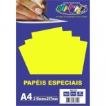 Papel Neon A-4 - Off Paper