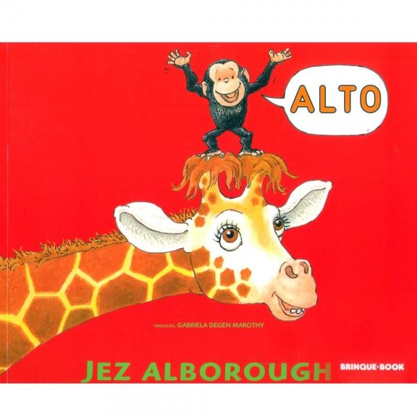 Alto - Brinque-Book