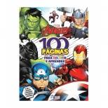 100 páginas para colorir - Editora Bicho Esperto
