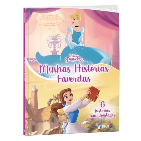 Minhas histórias favoritas - Editora Bicho Esperto