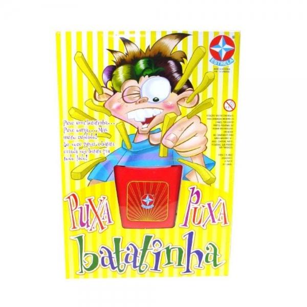 Puxa Puxa Batatinha - Estrela