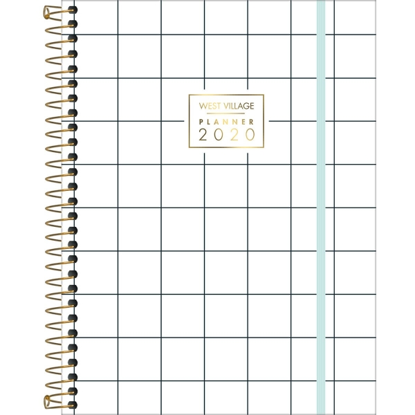 Planner West Village 2020 - Tilibra