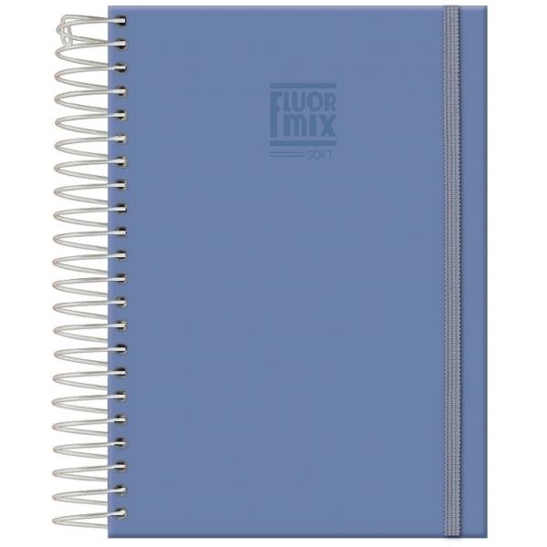 Agenda Fluor Mix Soft Mini 2020 - Foroni