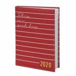 Agenda Mini Vermelha 2020 - DAC