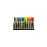 Estojo 12 cores básicas - Tinta Mágica