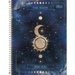 Caderno Universitário Capa Dura Magic - 16 Matérias - 256 Folhas - Tilibra
