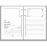 Refil Calendário de Mesa 2020 - Redoma