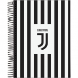 Caderno Universitário Capa Dura Juventus - 1 Matéria - 96 Folhas - Jandaia