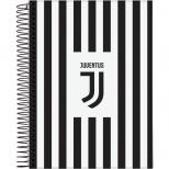 Caderno Universitário Capa Dura Juventus - 10 Matérias - 200 Folhas - Jandaia