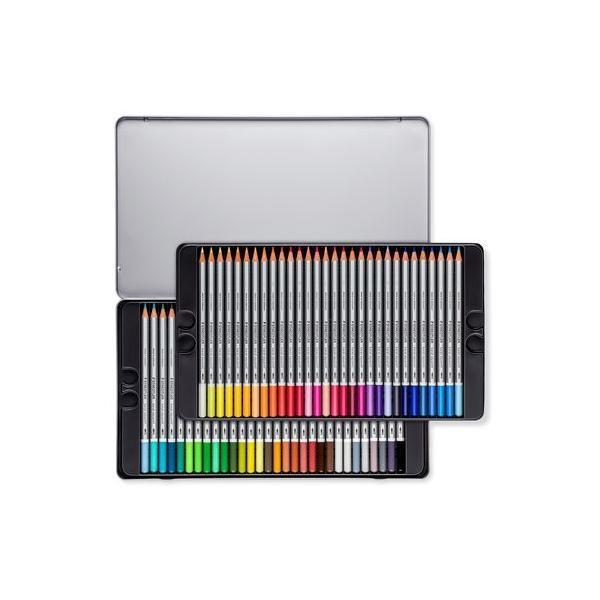 Lápis Aquarelável Karat 60 cores - Staedtler